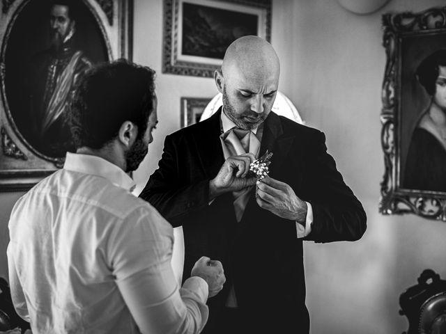 Il matrimonio di Emanuele e Alexandra a Inverigo, Como 11