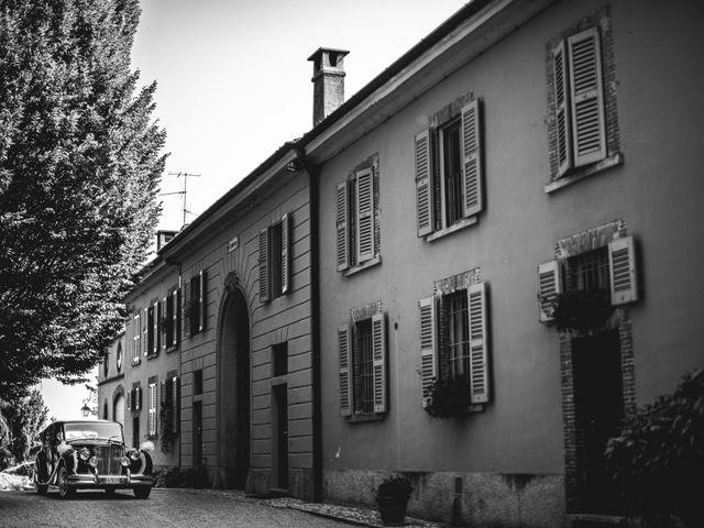 Il matrimonio di Emanuele e Alexandra a Inverigo, Como 16