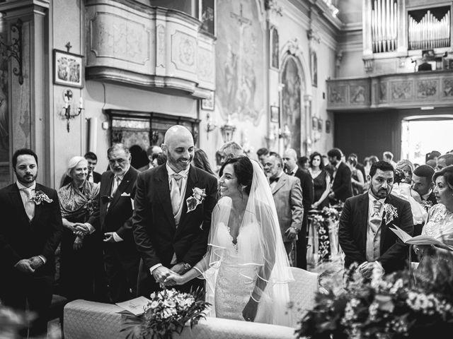 Il matrimonio di Emanuele e Alexandra a Inverigo, Como 20
