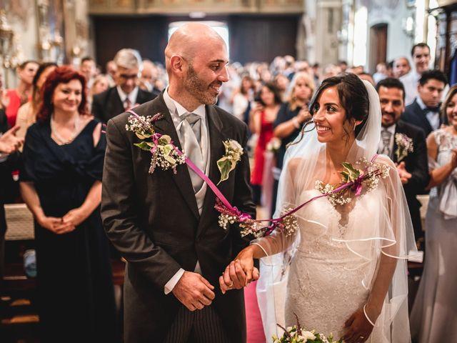 Il matrimonio di Emanuele e Alexandra a Inverigo, Como 24