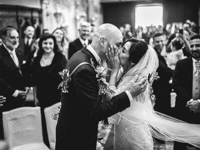 Il matrimonio di Emanuele e Alexandra a Inverigo, Como 25