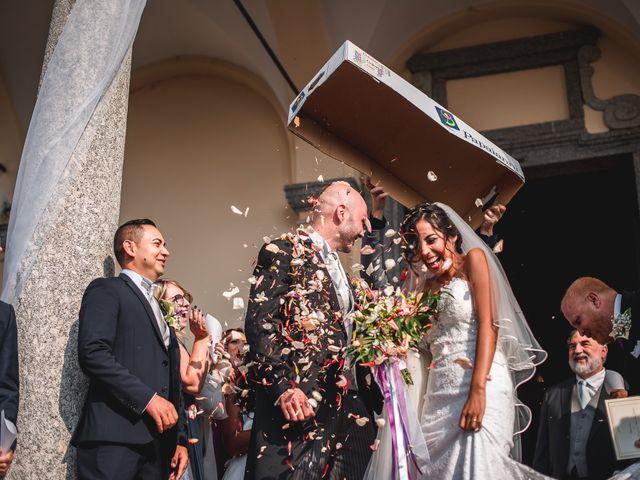 Il matrimonio di Emanuele e Alexandra a Inverigo, Como 26
