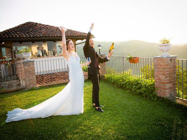 Il matrimonio di Guido e Erica a Alba, Cuneo 35