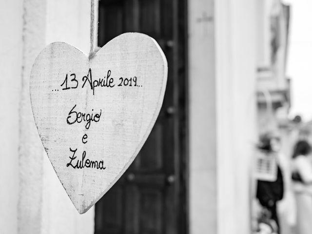 Il matrimonio di Sergio e Zulema a Castiglione delle Stiviere, Mantova 22