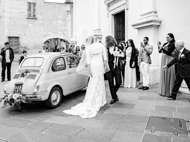 Il matrimonio di Sergio e Zulema a Castiglione delle Stiviere, Mantova 24