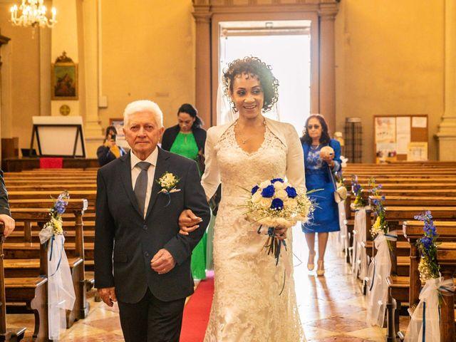 Il matrimonio di Sergio e Zulema a Castiglione delle Stiviere, Mantova 25
