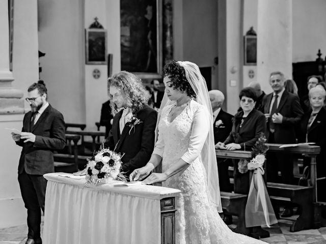 Il matrimonio di Sergio e Zulema a Castiglione delle Stiviere, Mantova 26