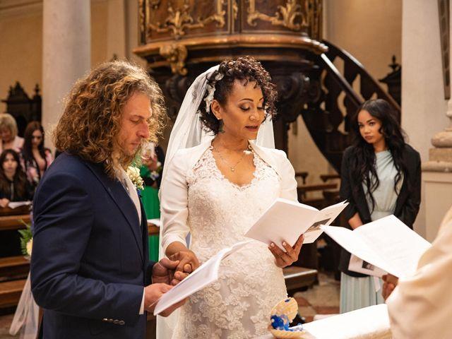 Il matrimonio di Sergio e Zulema a Castiglione delle Stiviere, Mantova 29