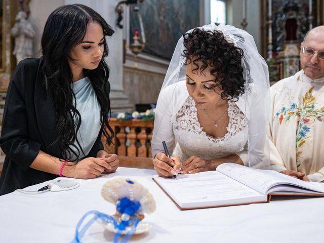 Il matrimonio di Sergio e Zulema a Castiglione delle Stiviere, Mantova 32