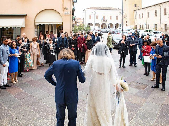 Il matrimonio di Sergio e Zulema a Castiglione delle Stiviere, Mantova 34