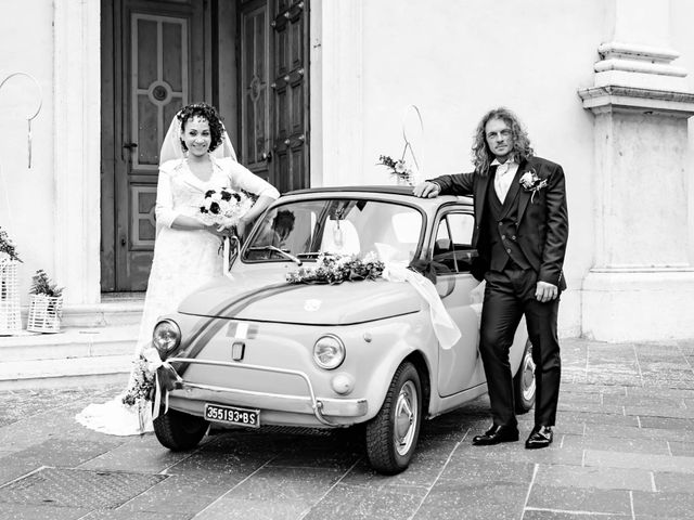 Il matrimonio di Sergio e Zulema a Castiglione delle Stiviere, Mantova 35