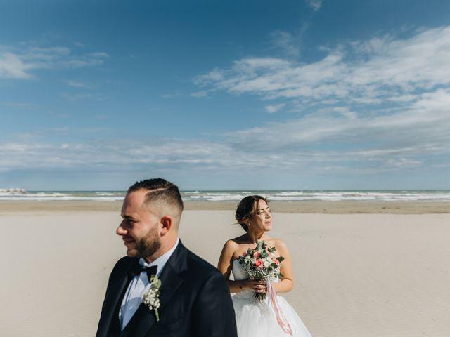 Le nozze di Giorgia e Danilo