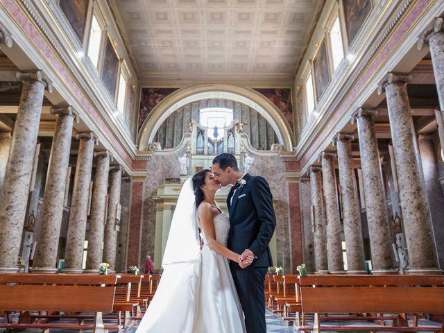 Il matrimonio di Gennaro e Jessica a Caserta, Caserta 50