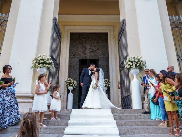 Il matrimonio di Gennaro e Jessica a Caserta, Caserta 52