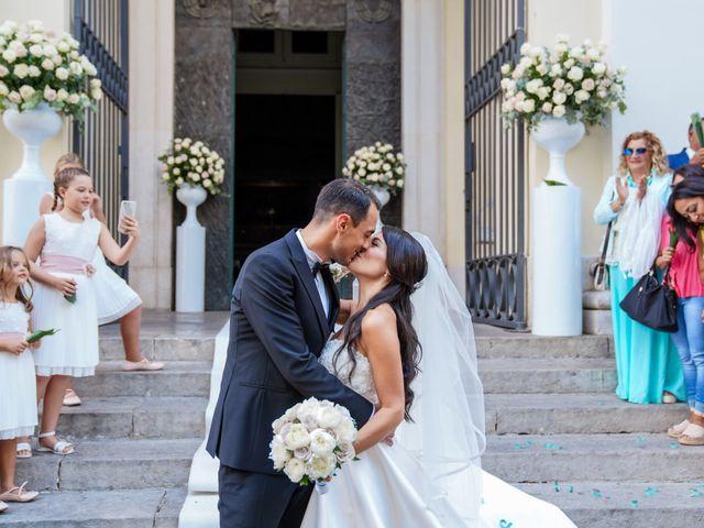 Il matrimonio di Gennaro e Jessica a Caserta, Caserta 53