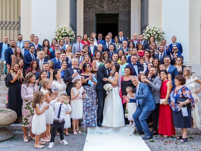 Il matrimonio di Gennaro e Jessica a Caserta, Caserta 54
