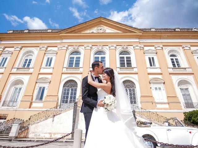 Il matrimonio di Gennaro e Jessica a Caserta, Caserta 56