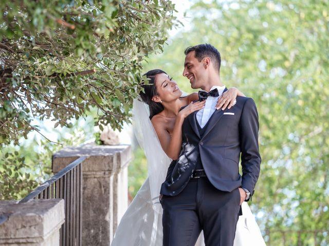 Le nozze di Jessica e Gennaro