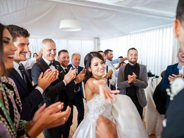 Il matrimonio di Gennaro e Jessica a Caserta, Caserta 80