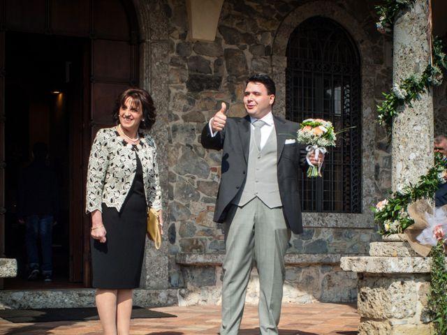 Il matrimonio di Diego e Naomi a Leffe, Bergamo 10