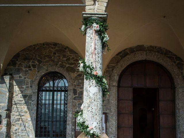 Il matrimonio di Diego e Naomi a Leffe, Bergamo 25