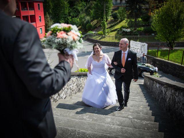 Il matrimonio di Diego e Naomi a Leffe, Bergamo 29