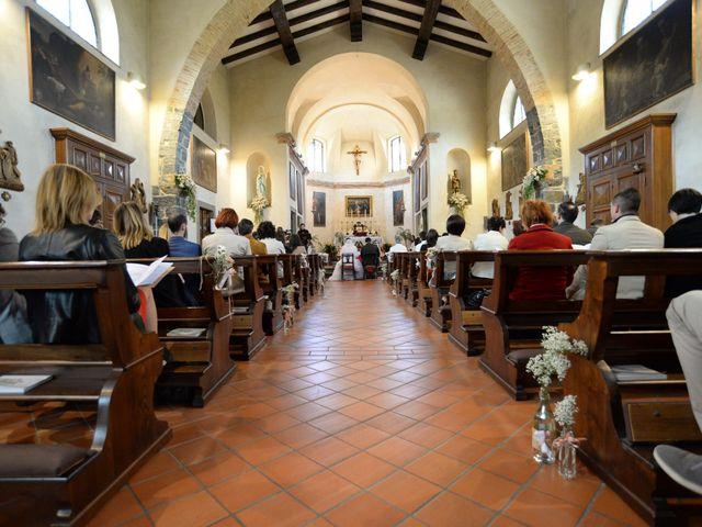 Il matrimonio di Diego e Naomi a Leffe, Bergamo 33