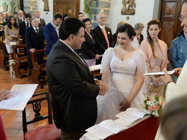 Il matrimonio di Diego e Naomi a Leffe, Bergamo 34