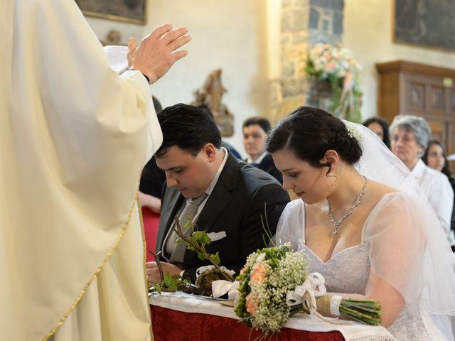 Il matrimonio di Diego e Naomi a Leffe, Bergamo 38