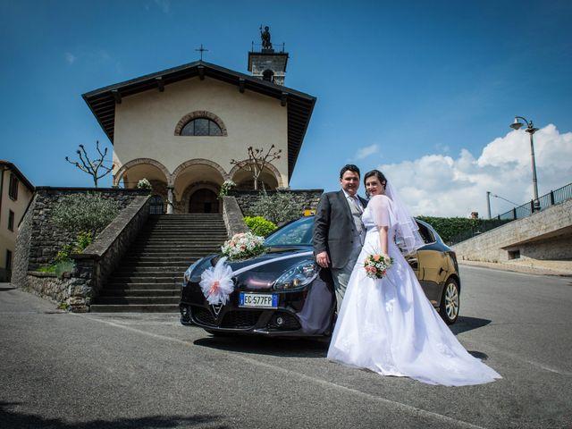 Il matrimonio di Diego e Naomi a Leffe, Bergamo 40