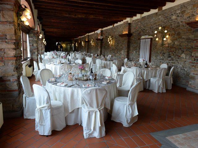 Il matrimonio di Diego e Naomi a Leffe, Bergamo 44