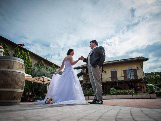 Il matrimonio di Diego e Naomi a Leffe, Bergamo 46