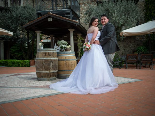 Il matrimonio di Diego e Naomi a Leffe, Bergamo 47
