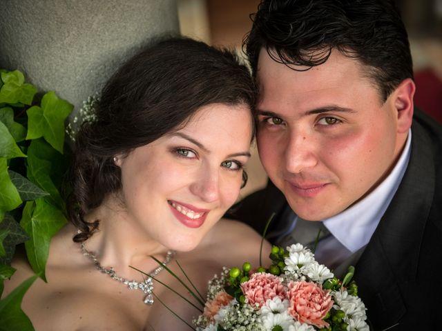 Il matrimonio di Diego e Naomi a Leffe, Bergamo 49