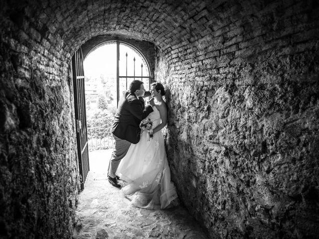 Il matrimonio di Diego e Naomi a Leffe, Bergamo 53