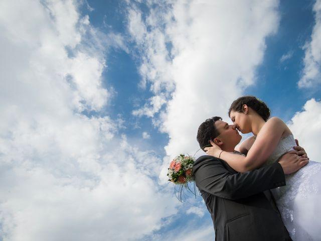 Il matrimonio di Diego e Naomi a Leffe, Bergamo 1