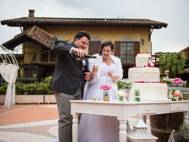 Il matrimonio di Diego e Naomi a Leffe, Bergamo 54