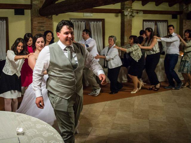 Il matrimonio di Diego e Naomi a Leffe, Bergamo 59
