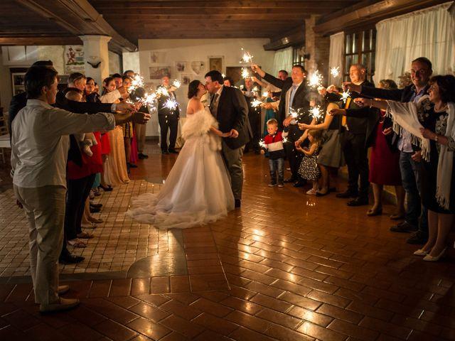 Il matrimonio di Diego e Naomi a Leffe, Bergamo 60