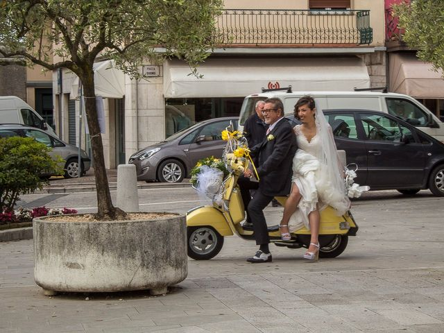 Le nozze di Angelica e Manuel