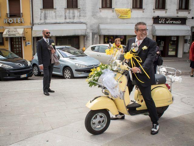 Il matrimonio di Manuel e Angelica a Latisana, Udine 9
