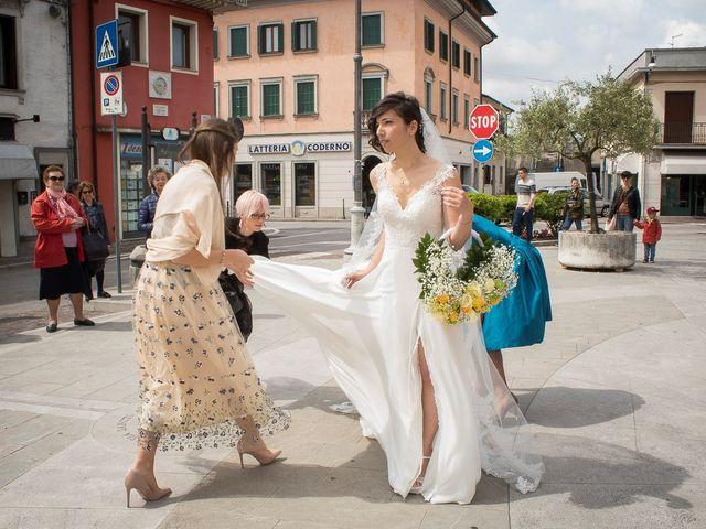 Il matrimonio di Manuel e Angelica a Latisana, Udine 10