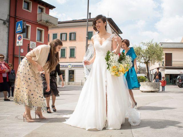 Il matrimonio di Manuel e Angelica a Latisana, Udine 11