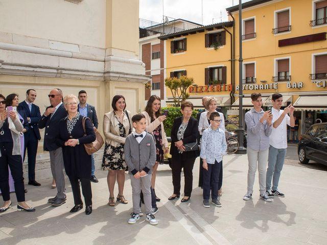 Il matrimonio di Manuel e Angelica a Latisana, Udine 14