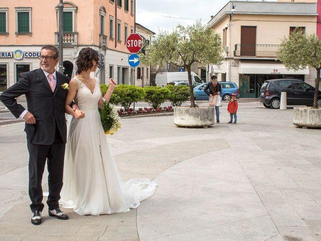 Il matrimonio di Manuel e Angelica a Latisana, Udine 15