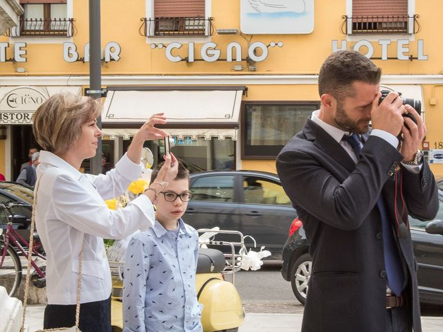 Il matrimonio di Manuel e Angelica a Latisana, Udine 16