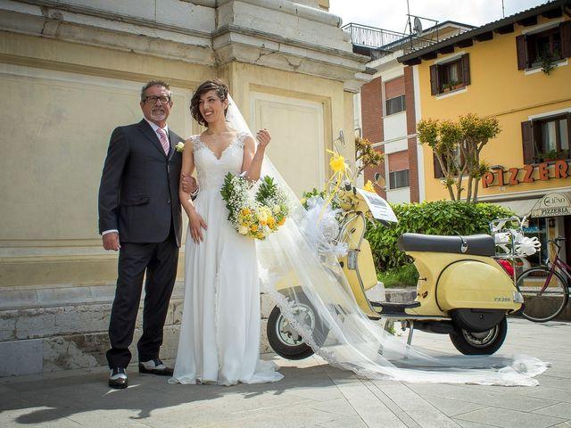 Il matrimonio di Manuel e Angelica a Latisana, Udine 17