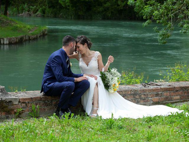 Il matrimonio di Manuel e Angelica a Latisana, Udine 36