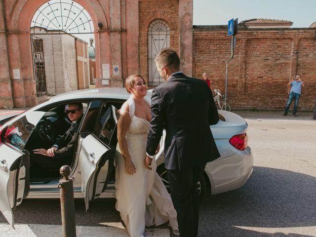 Il matrimonio di Sara e Ivan a Pegognaga, Mantova 55