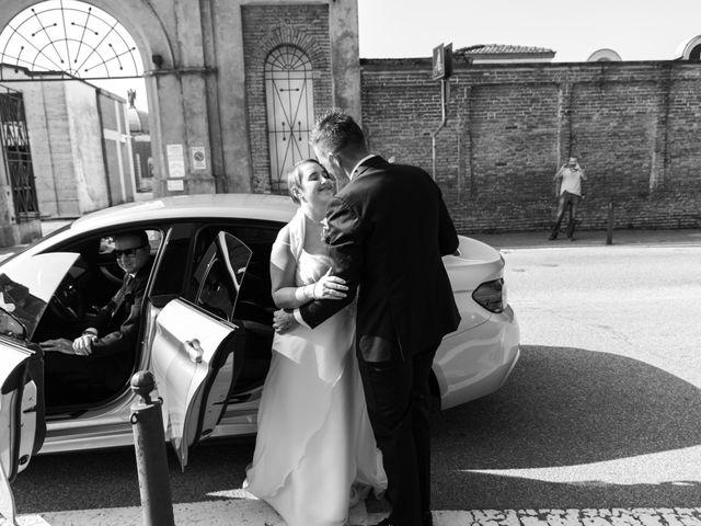 Il matrimonio di Sara e Ivan a Pegognaga, Mantova 56